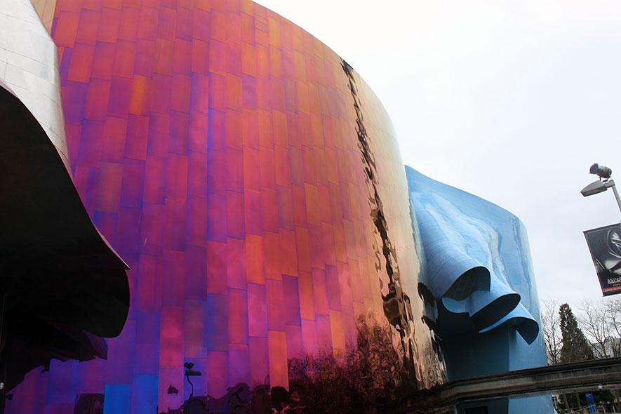 Jimi Hendrix Museum   Experience Music Project ...
